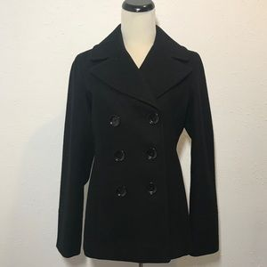 Micheal Kors double breasted pea coat size small
